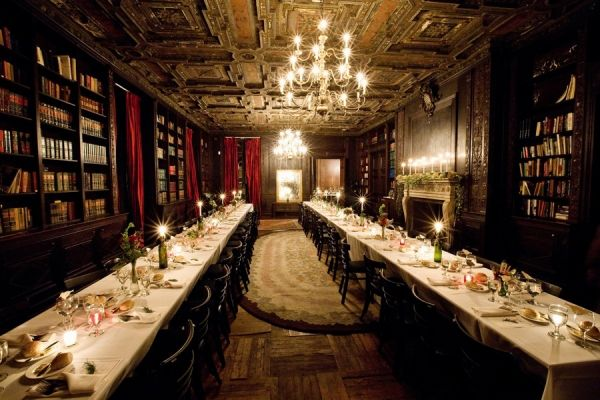 My fictitious bookish home part 2 the vivacious hobo for Buzzfeed best dining rooms