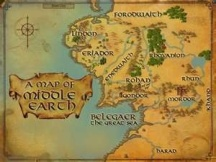 LotR Middle Earth