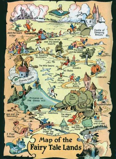 Maps-of-fairyLand-A-blog-