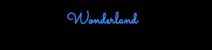 Wonderland Novels